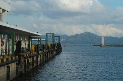Shenzhen Shekou passenger terminal landscape Royalty Free Stock Image