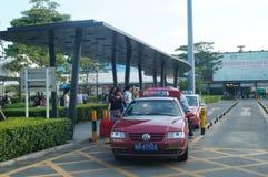 Shenzhen Shekou passenger terminal landscape Royalty Free Stock Photography