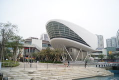 Shenzhen shekou sea world, in China Stock Image