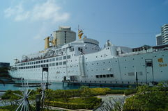 Shenzhen Shekou Sea World Tourism Scenic Area Royalty Free Stock Photos
