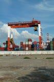 Shenzhen Shekou wharf SCT Stock Photography