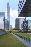 Shenzhen skyline Stock Photos