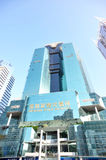 Shenzhen stock exchange Royalty Free Stock Images