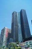 Shenzhen strefy oprogramowania przemysłu zaawansowany technicznie baza Zdjęcia Stock