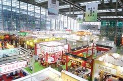 Shenzhen Tea Expo Stock Image