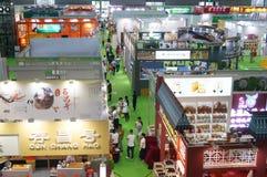 Shenzhen Tea Expo Stock Photography