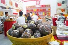 Shenzhen Tea Expo Royalty Free Stock Photos