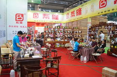 Shenzhen Tea Expo Stock Image