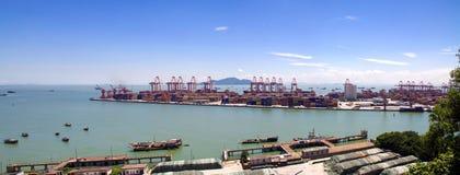 Shenzhen terminale zdjęcie royalty free