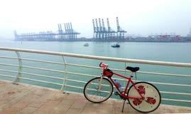 Shenzhen trourism i 2014 arkivfoton