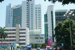 Shenzhen Union Hospital Royalty Free Stock Photography