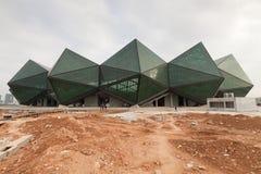 Shenzhen Universiade Main Stadium Stock Photography