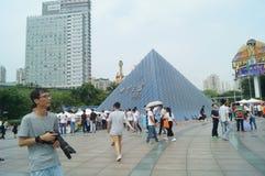 Shenzhen window of the world Stock Photography