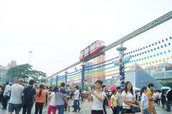 Shenzhen window of the world Royalty Free Stock Photos