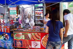 Shenzhen xixiang of local snacks Royalty Free Stock Images