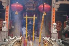 Shenzhen Xixiang Pak Tai Temple Royalty Free Stock Photos