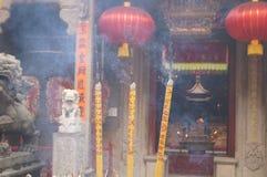 Shenzhen Xixiang Pak Tai Temple Royalty Free Stock Photo