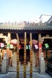 Shenzhen Xixiang Pak Tai Temple Landscape Stock Photography