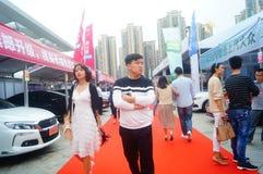 2017 Shenzhen zachodni międzynarodowy auto przedstawienie Obrazy Stock