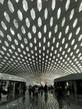 Shenzhenluchthaven Royalty-vrije Stock Afbeeldingen