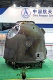 Shenzhou 10 ruimteschip stock foto