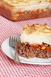 Shepards pie Stock Photos
