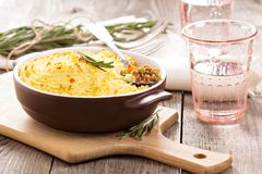 Sheperd's pie Stock Photos