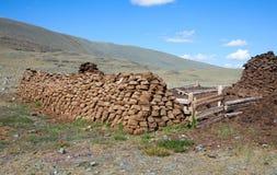 Shepherd dwelling Stock Image