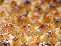 Shepherd pie potato crust Royalty Free Stock Photos