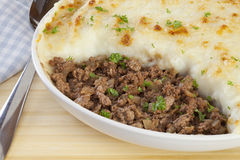 Shepherd's Pie Stock Photos