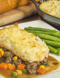 Shepherd's pie Stock Image