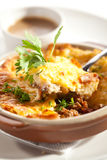 Shepherd's Pie Royalty Free Stock Photo