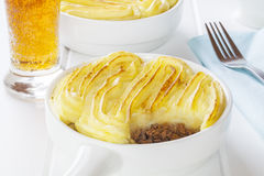 Shepherd's Pie Royalty Free Stock Photos