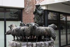 Shepherd Stock Image