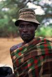 Shepherd Turkana (Kenya) Royalty Free Stock Photos