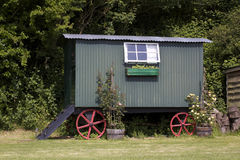 Shepherds Hut Royalty Free Stock Images