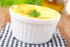 Shepherds mini pie Stock Photo