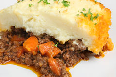 Shepherds Pie Stock Image