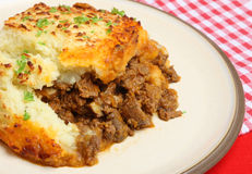 Shepherds Pie Royalty Free Stock Photos
