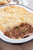 Shepherds Pie or Cottage Pie  Royalty Free Stock Photography