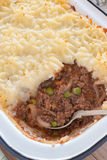 Shepherds Pie or Cottage Pie Stock Images