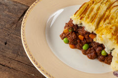 Shepherds pie Royalty Free Stock Image