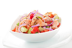 Sheppard salad Stock Photography