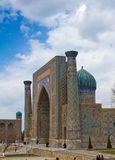 Sher-Dor Madrasah Royalty Free Stock Photos
