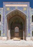 - Sher Dor Medressa, Registan, Samarkand, Uzbekistan - obraz royalty free