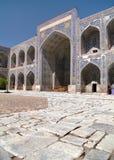 Sher Dor Medressa - Registan - Samarkand - Uzbekistan Stock Image