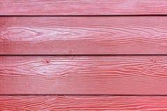 Shera Drewniany czerwony tło Zdjęcia Stock