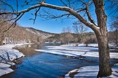 Sherando Rekreacyjnego terenu Jeziorny Sceniczny krajobraz fotografia stock