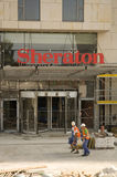 Sheraton Royalty Free Stock Photography