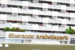 Sheraton Arabellapark Royalty Free Stock Photography